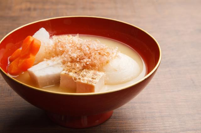 京風のお雑煮