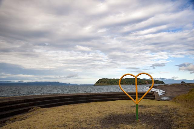 縁結びの島・知林ヶ島
