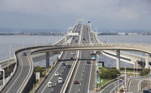 東京湾アクアライン(海ほたる)
