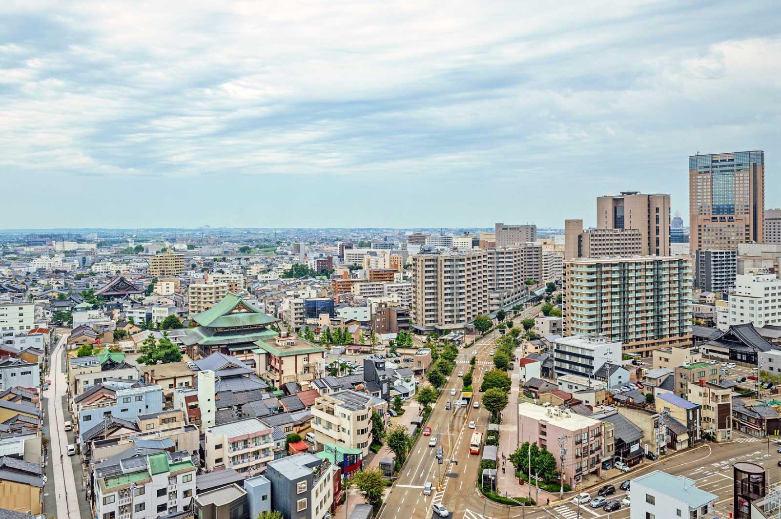やっぱり自分は金沢で生まれたんだなあと感慨深くもなります