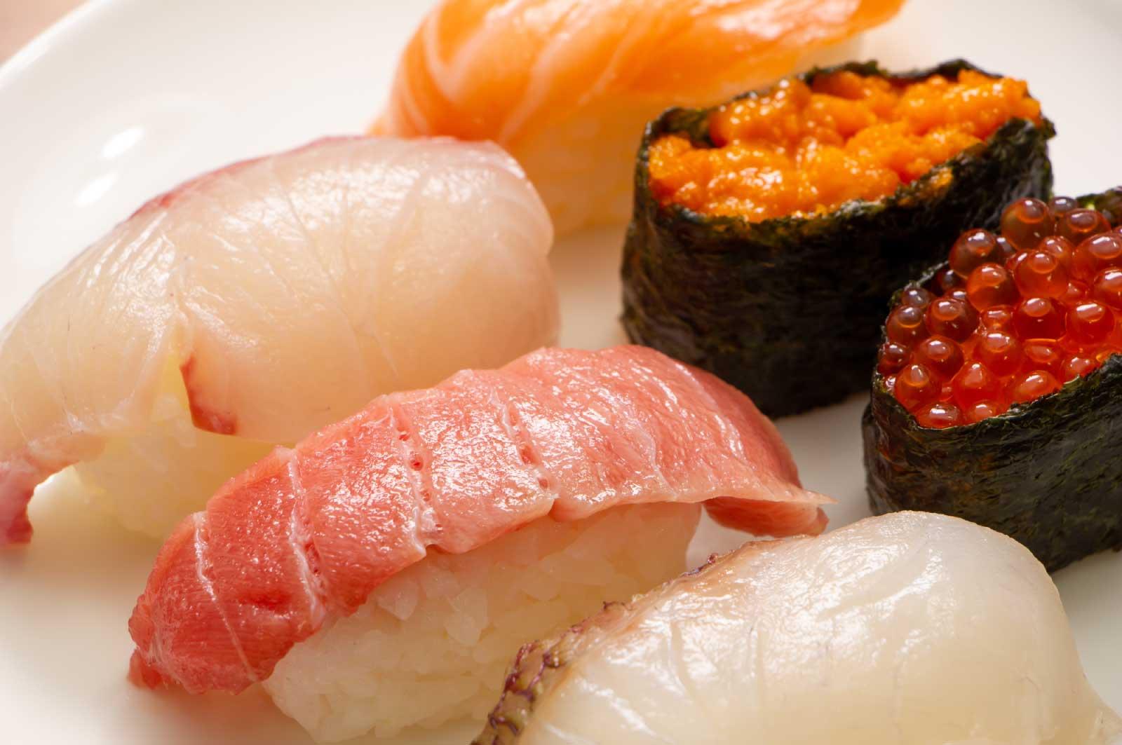 川口に来たときにはお寿司