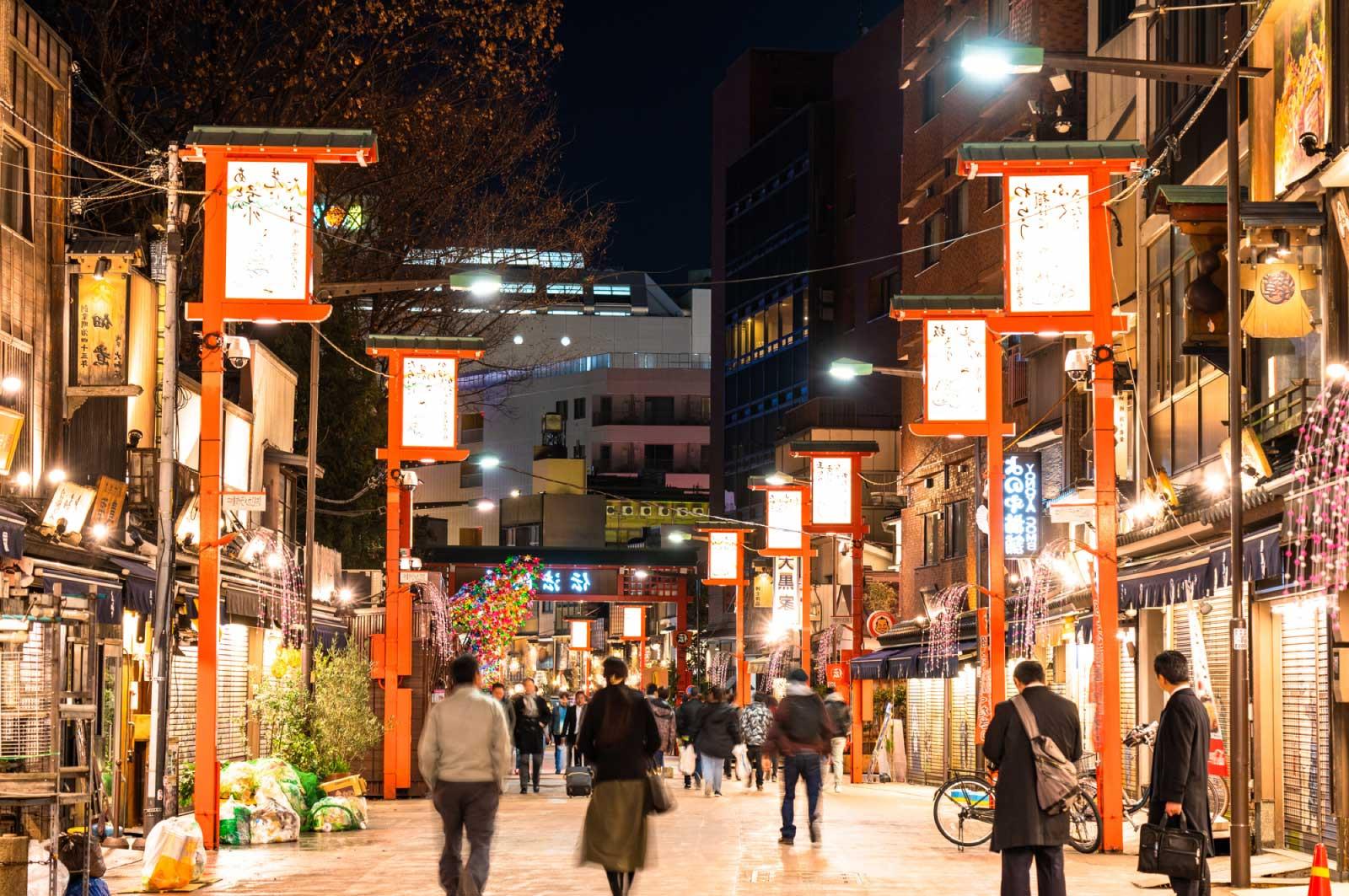 観光地とは違う東京の魅力を見つける