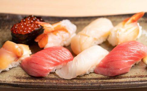 本格的なお寿司