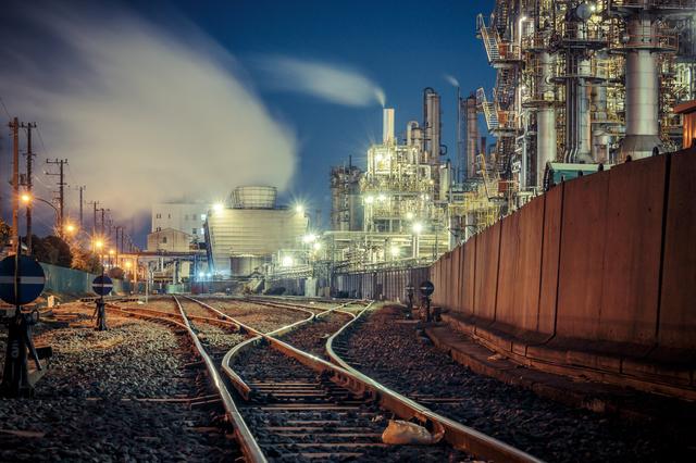 川崎の工場夜景を提案