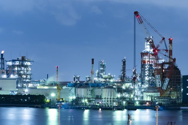 工場夜景の組合