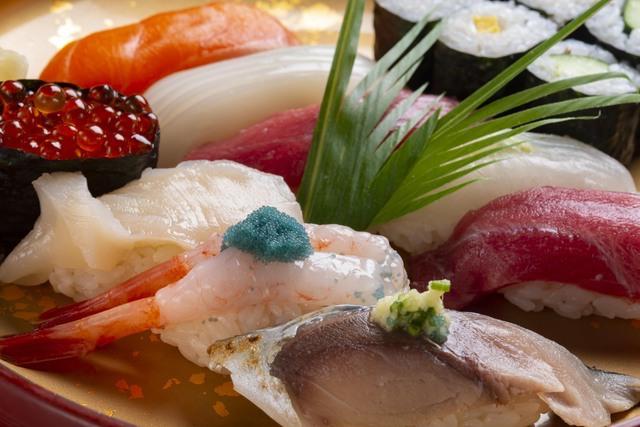 川口で食べたお寿司