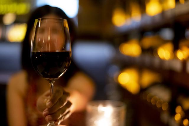 錦糸町で飲んだワイン
