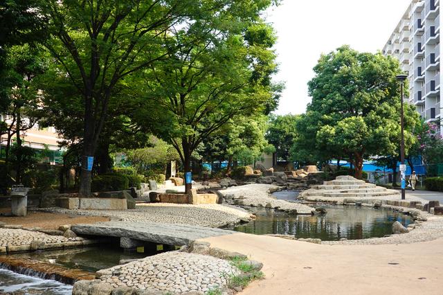 大横川親水公園2