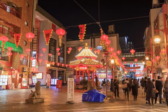 神戸の中華街2