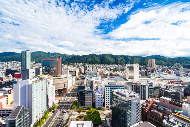 異国情緒あふれる港町、神戸