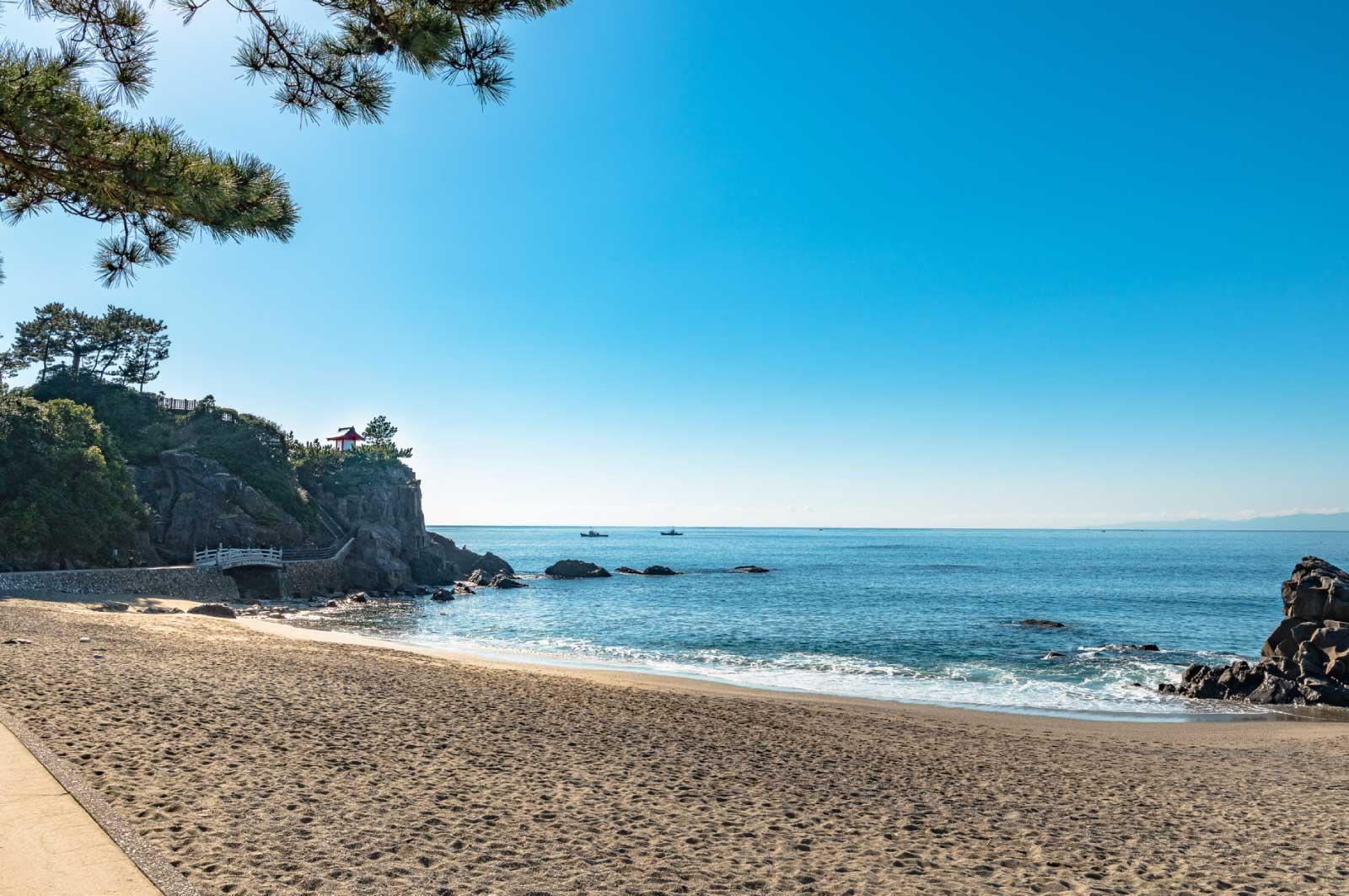 高知の桂浜