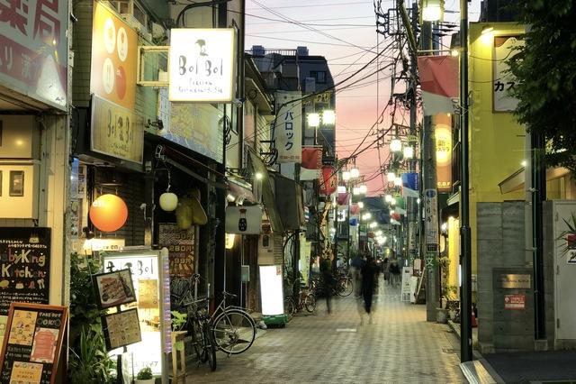 高円寺中通り商店街