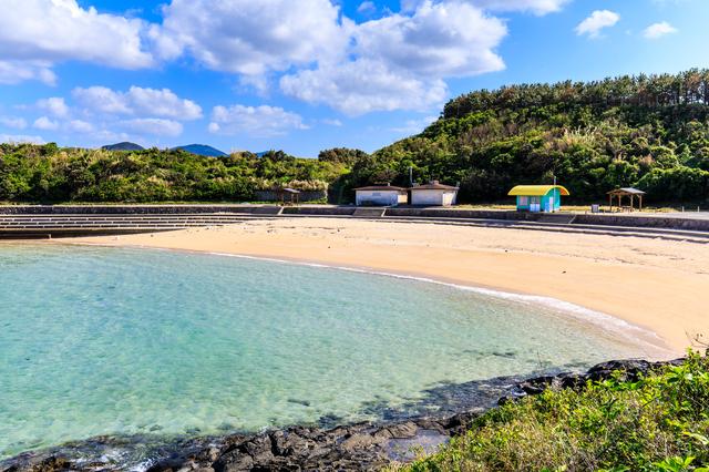 浜田海水浴場(長崎)