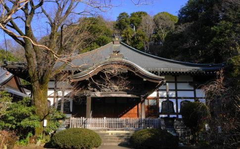 武蔵国分寺・本堂