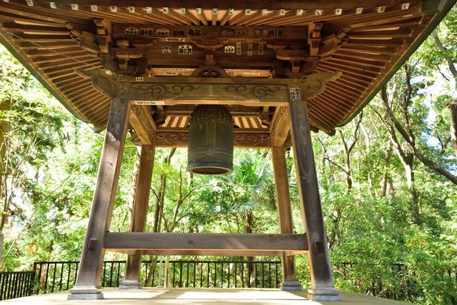 武蔵国分寺の梵鐘