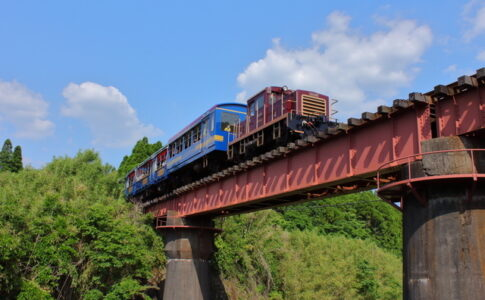 南阿蘇鉄道トロッコ列車