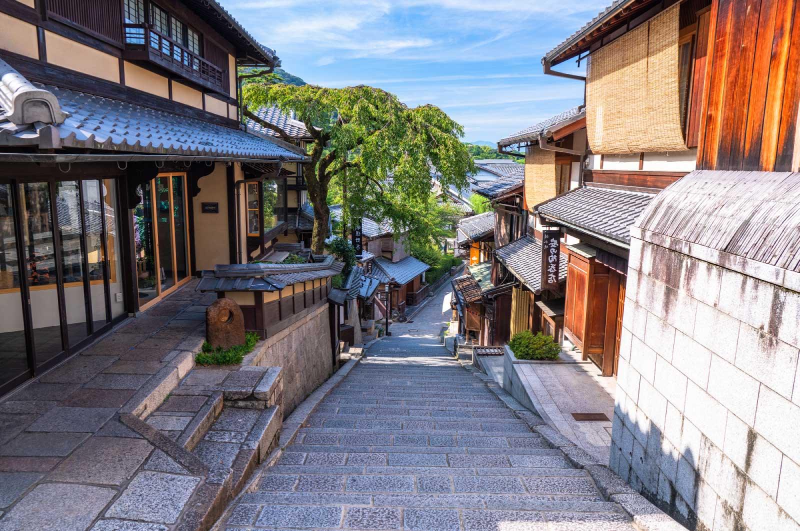 京都・三年坂