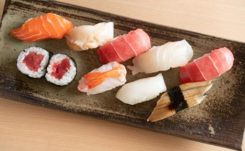倉敷の美味しいお寿司屋さん