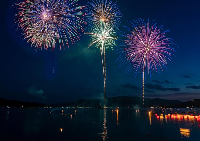 「宮津燈籠流し花火大会」はすごく魅力的なイベント