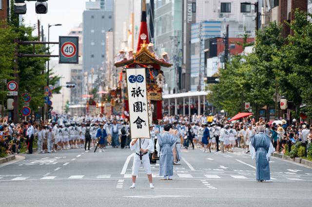 京都は歴史のあるお祭りも沢山開催されます