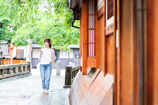 京都に来たら観光地巡りばかりじゃなくってランチも楽しむようにした