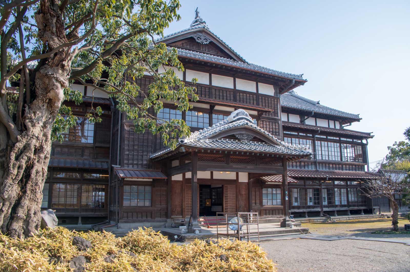 歴史的な建築