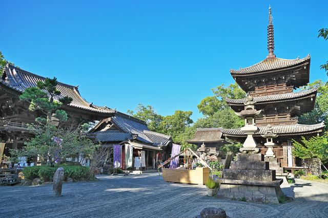 石手寺(松山)