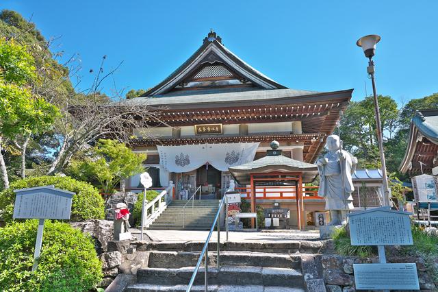 八坂寺(松山)