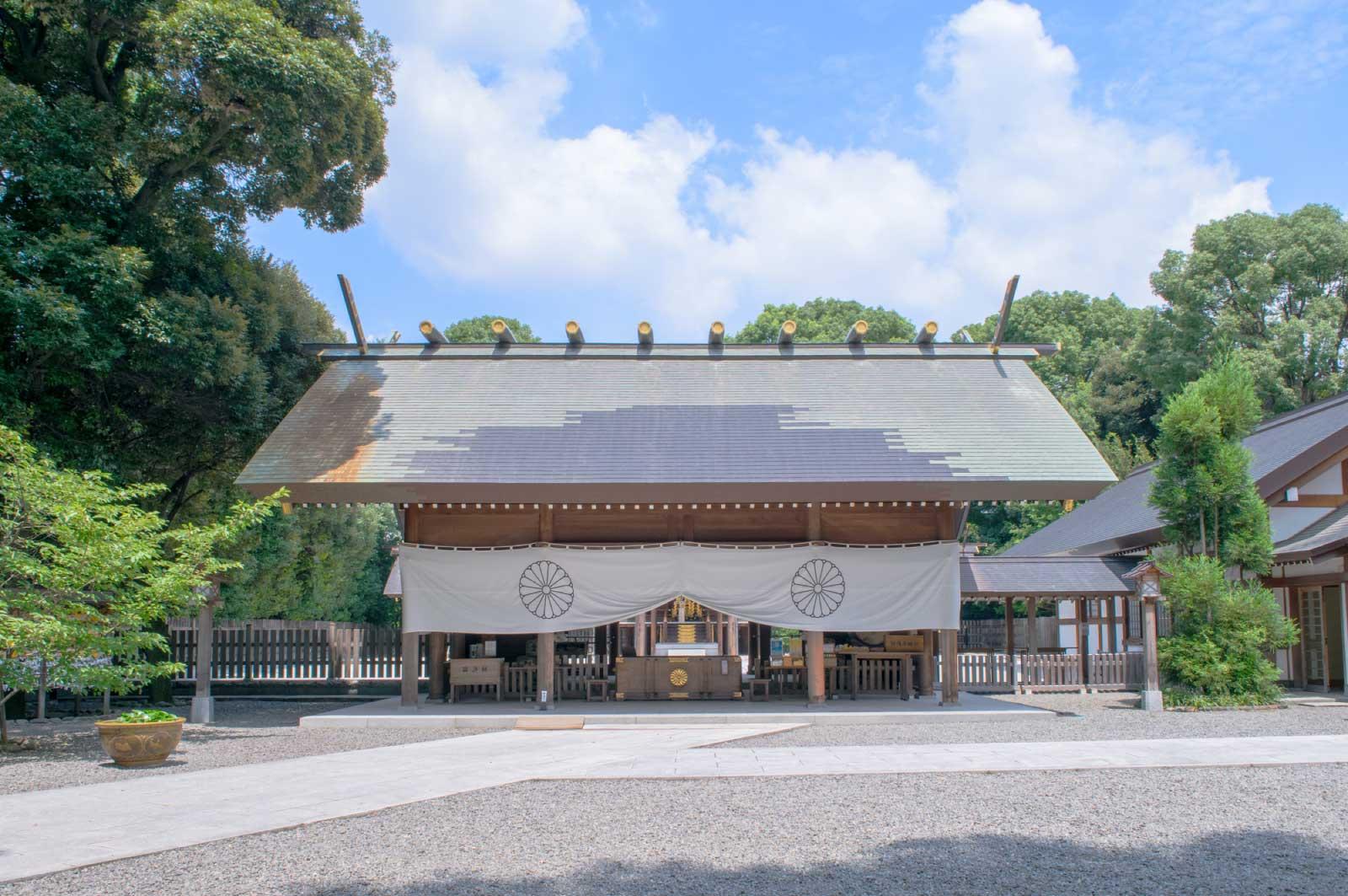 阿佐ヶ谷神明宮(パワースポット)