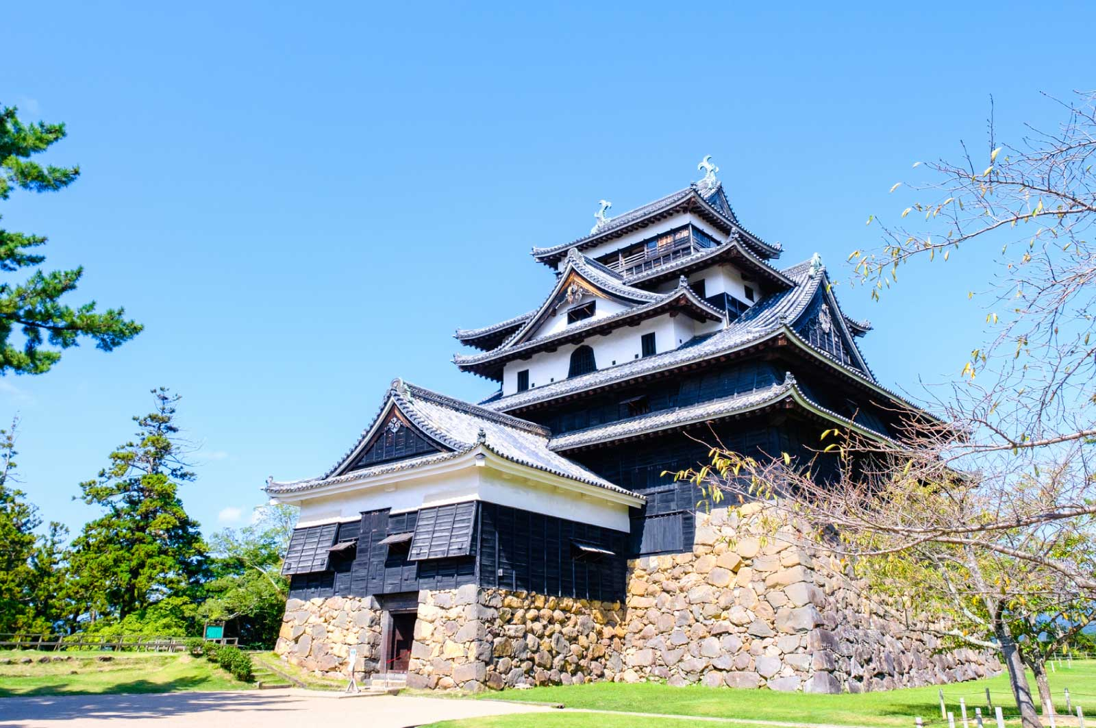 松江藩のお城・松江城