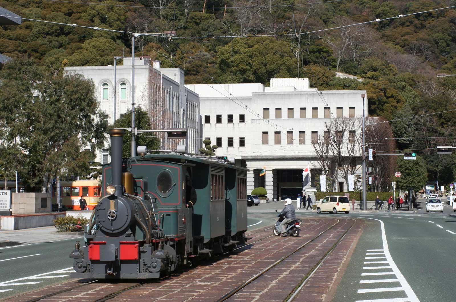 坊っちゃん列車(松山)