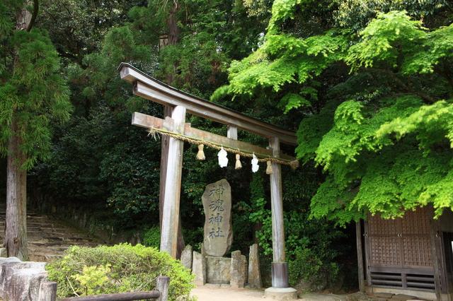 神魂神社(松江)