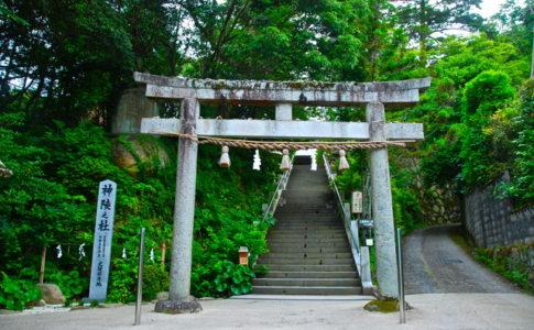 玉作湯神社(松江)