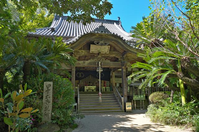 浄瑠璃寺(松山)