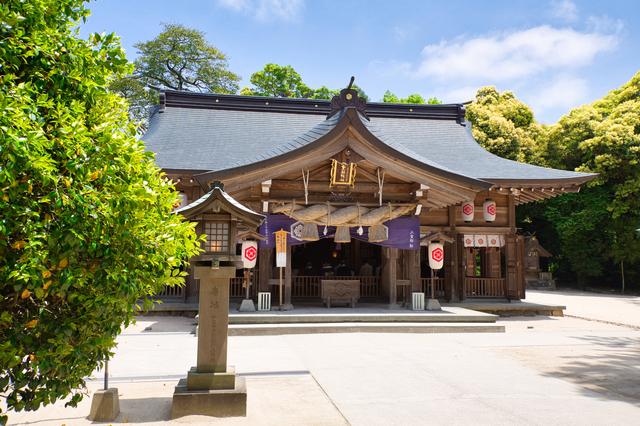 八重垣神社・境内