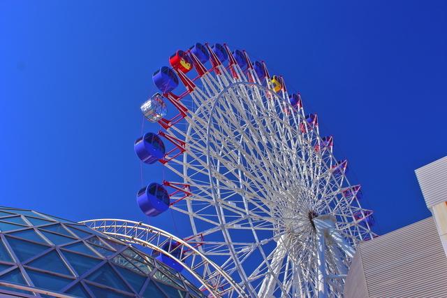松山の街を一望できる「くるりん」