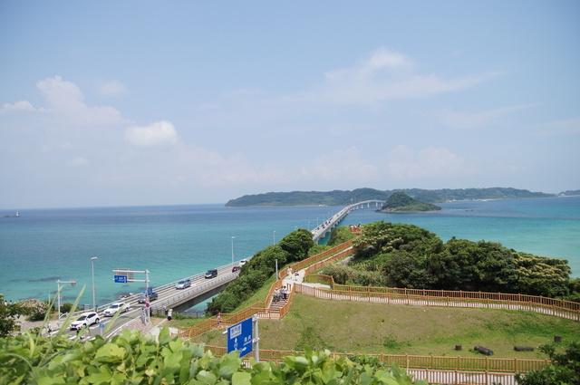山口・角島大橋