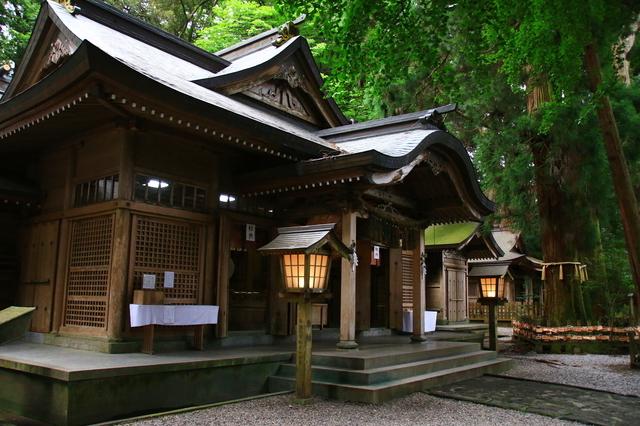 高千穂神社(宮崎)