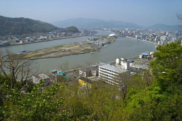 宮城県・石巻の風景