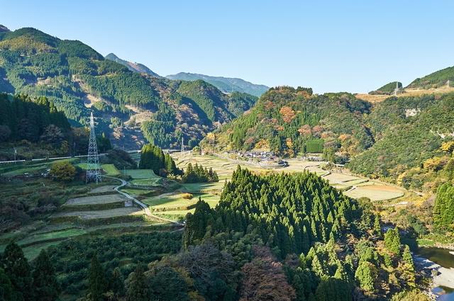 宮崎の田舎