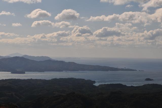 宮城・田束山からの景色