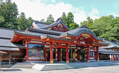 300年以上の歴史を持つ神社