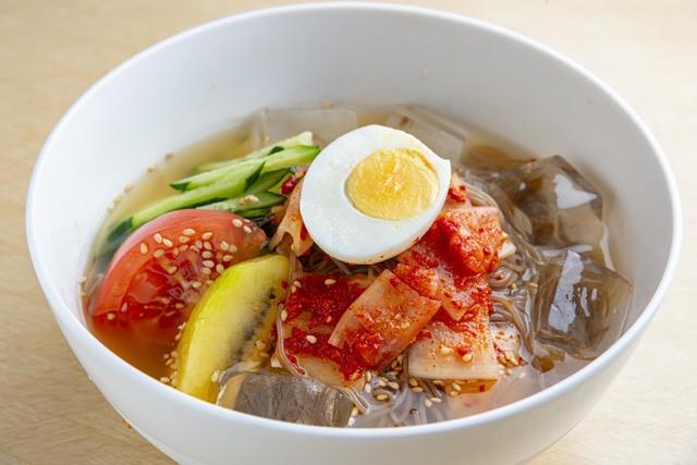 盛岡冷麺の特徴