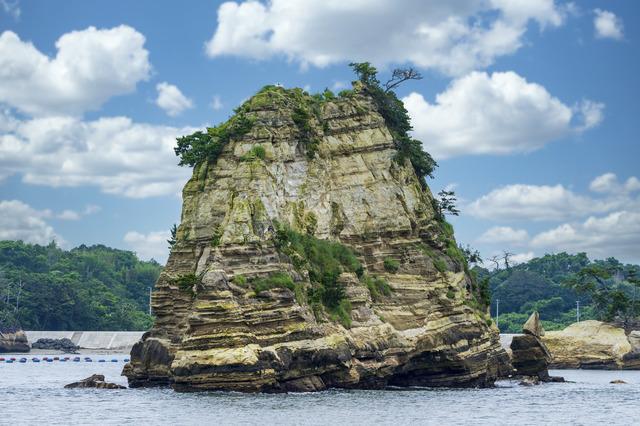 日本三景の一つ・松島