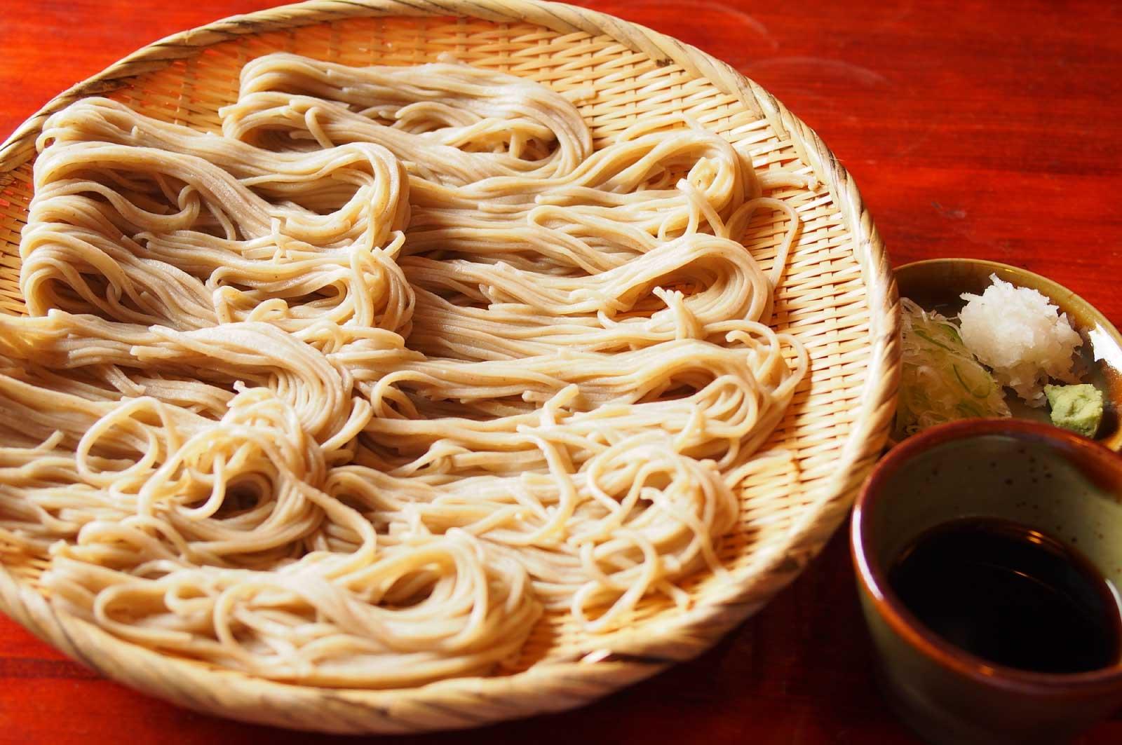 長野まで美味しいお蕎麦を食べに出かけた