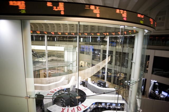 東京証券取引所市場