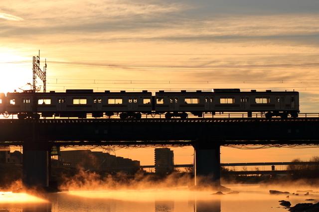 鉄道が好き