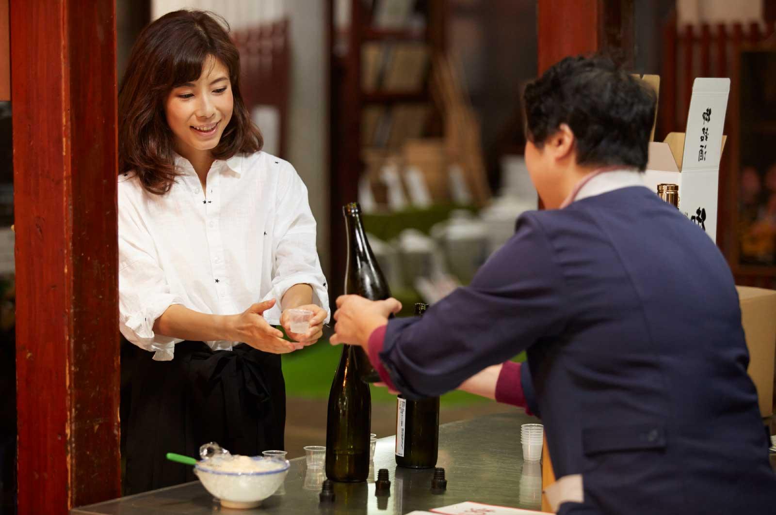 長野の日本酒