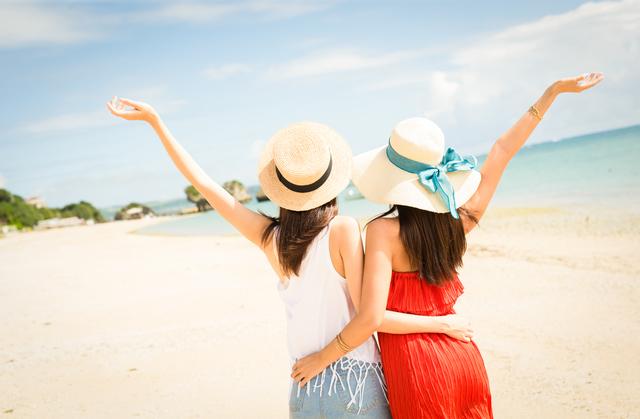 沖縄女子旅