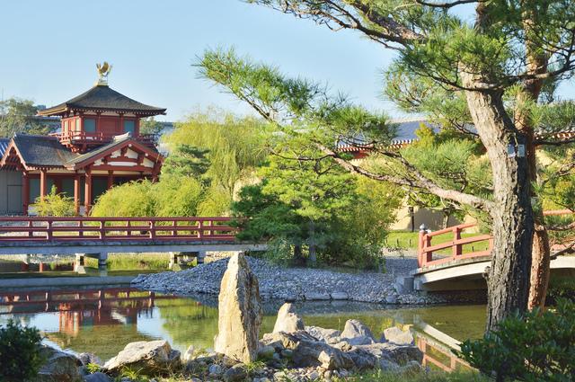 東院庭園(奈良)